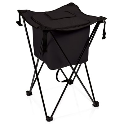 48 Can Sherrill Portable Cooler Color: Black
