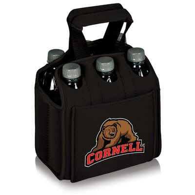 NCAA Beverage Buddy Picnic Cooler NCAA Team: Cornell Big Red, Color: Black