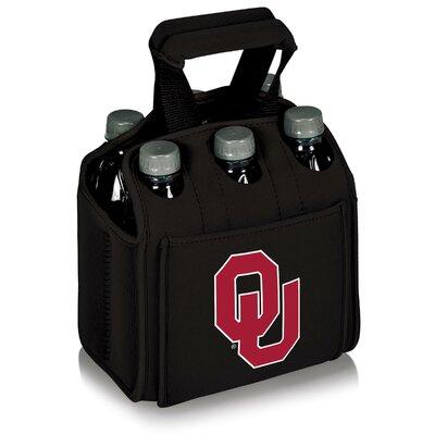NCAA Six Pack Heavy Duty Cooler