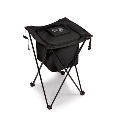NFL Sidekick Picnic Cooler Color: Black, NFL Team: Pittsburgh Steelers