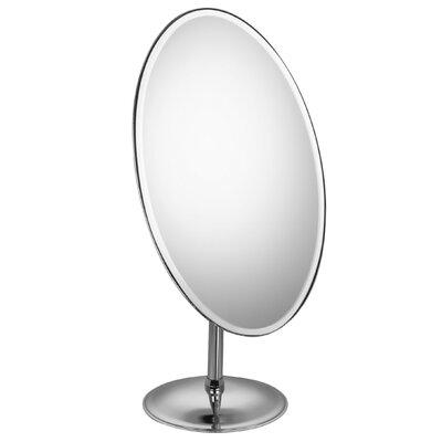 Famego Pedestal Vanity Mirror