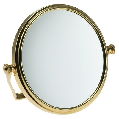 Famego 3x Magnification Travel Mirror