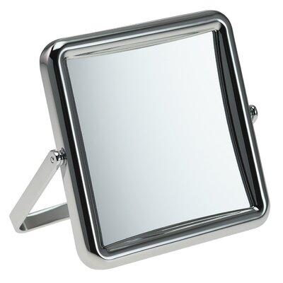 Famego 5x Magnification Folding Travel Mirror