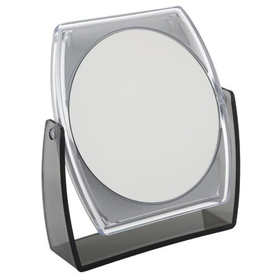 Famego 5x Magnification Stand Mirror