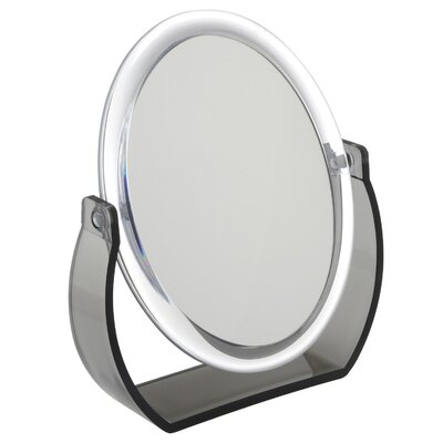 Famego 7x Magnification Stand Mirror