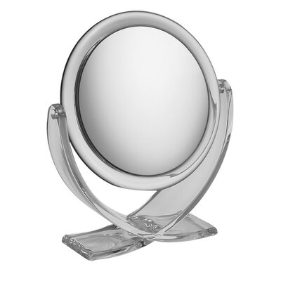 Famego 10x Magnification Perspex Mirror