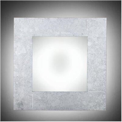 Lucente Tara 1 Light Flush Wall Light