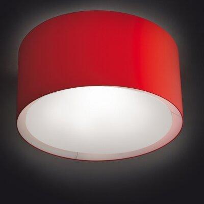 Lucente Ginger Flush Ceiling Light