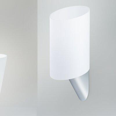 Lucente Lina 1 Light Semi-Flush Wall Light
