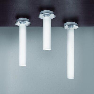 Lucente Olly 1 Light Flush Ceiling Light