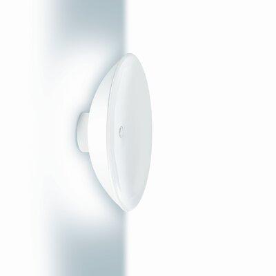 Lucente Eclipse 1 Light Flush Wall Light
