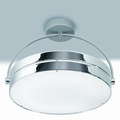Lucente Tamburo 1 Light Ceiling Spotlight