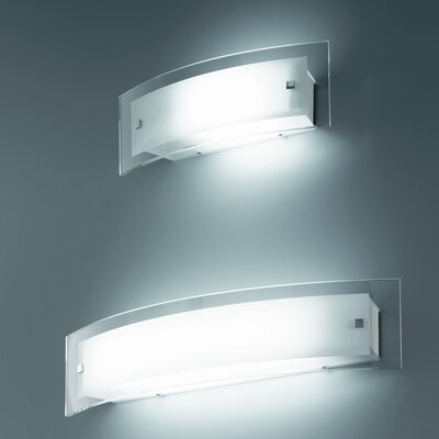 Lucente Trim Wall 2 Light Bath Bar