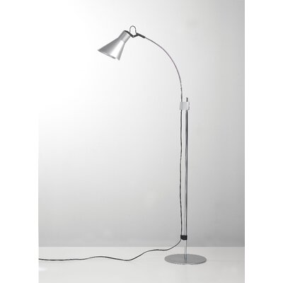 Lucente Taia 147cm Arched Floor Lamp