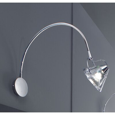 Lucente Wedge Swing Arm Wall Light