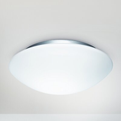 Lucente Eos 1 Light Flush Ceiling Light