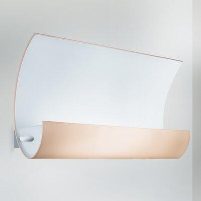 Lucente Gaia 1 Light Flush Wall Light