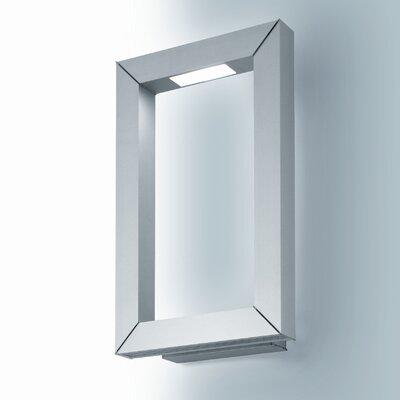 Lucente Max-H 1 Light Semi-Flush Wall Light