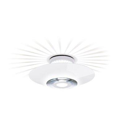 Flos Moni 1 And 2 1 Light Semi-Flush Ceiling Light