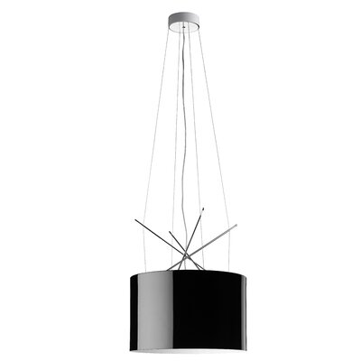 Flos Ray 1 Light Drum Pendant