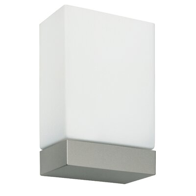 Flos Tin Square Wall Bracket in Gray