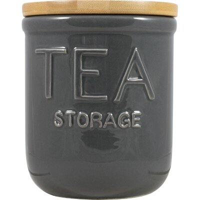 David Mason Design Otto Tea Canister