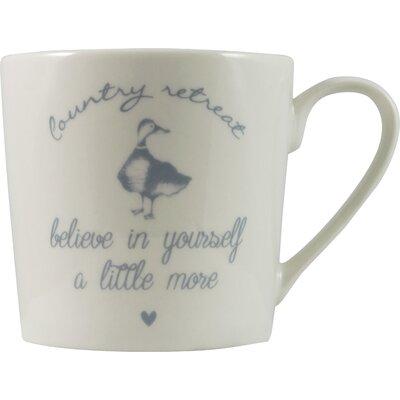 David Mason Design Country Retreat Duck Mug