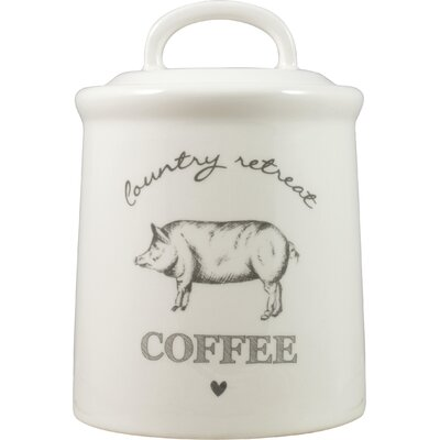 David Mason Design Country Retreat Coffee Canister