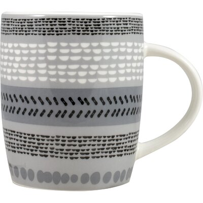David Mason Design Otto Barrel Mug