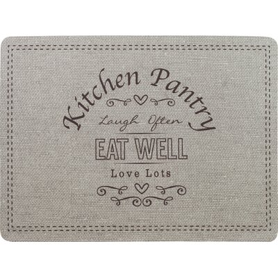 David Mason Design Kitchen Pantry Placemats