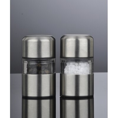 David Mason Design 2 Piece Salt and Pepper Set