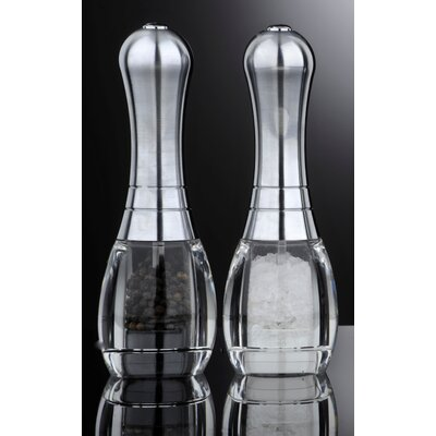 David Mason Design Skittle 2 Piece Salt and Pepper Set
