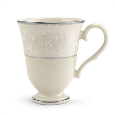 Lenox Pearl Innocence 9 oz. Accent Mug