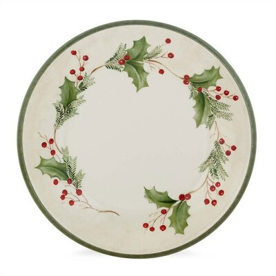 Lenox Holiday Gatherings Berry Accent Plate