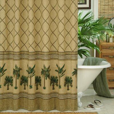 Kona Cotton / Polyester Shower Curtain