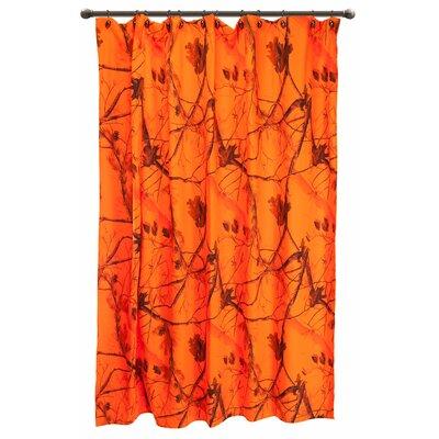 Realtree AP Blaze Shower Curtain