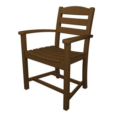 POLYWOOD® La Casa Café Dining Arm Chair