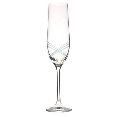 Ella Sabatini Ellipse 190ml Flute Glass