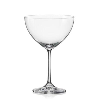 Ella Sabatini Bar 0.34L Champagne Saucer in Clear