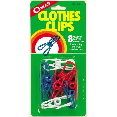 Clothes Clips 8 Count