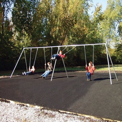 SportsPlay Primary Bipod Swing Set