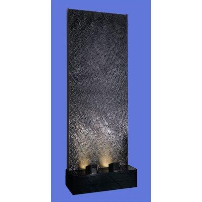 Acrylic Aqua Fall Floor Fountain