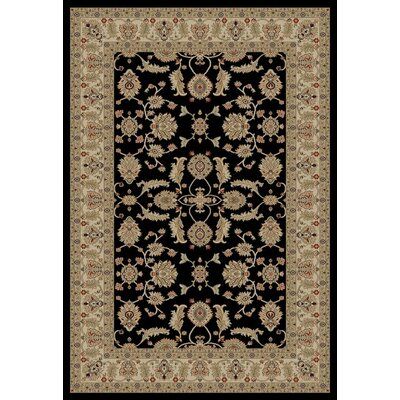 Concord Global Imports Gem Antep Black Area Rug