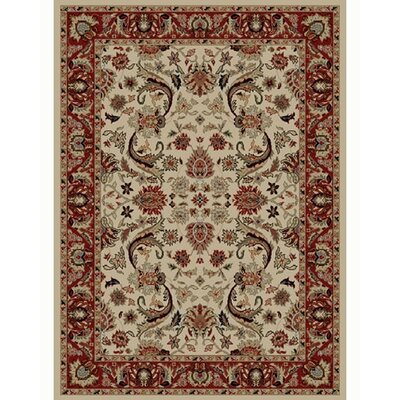 Concord Global Imports Adana Sultanabad Ivory Rug