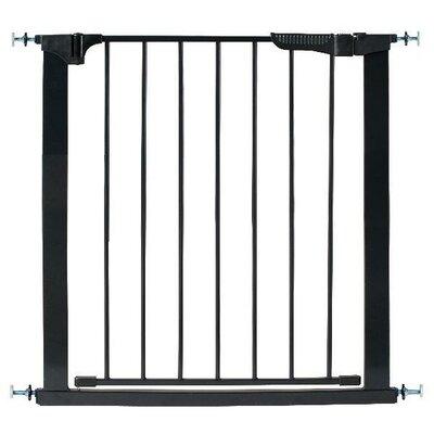 Auto Close Gateway Gate Color: Black