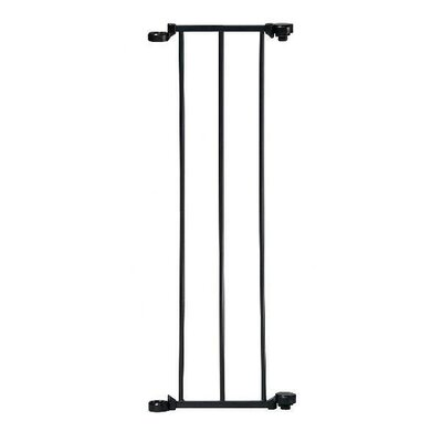 """Configure Gate 9"""" Extension Kit Color: Black"""