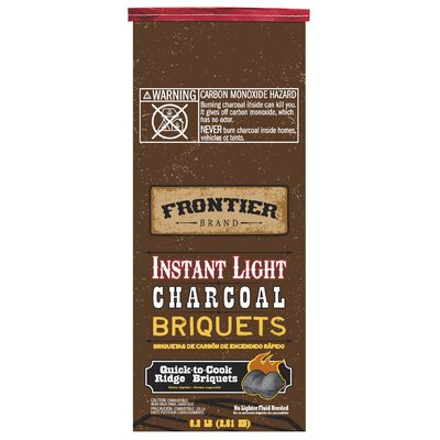 Instant Light Charcoal Briquet