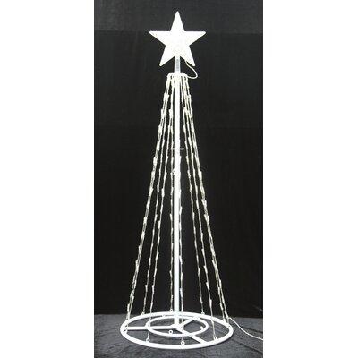 "86"" Christmas Tree Tower Decoration"