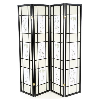 Pateros 4 Panel Room Divider