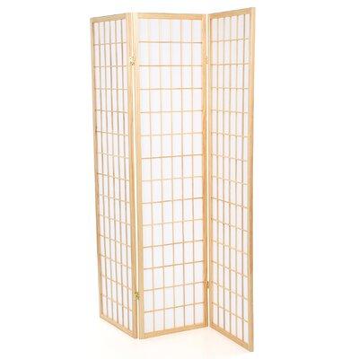 Omak 3 Panel Room Divider